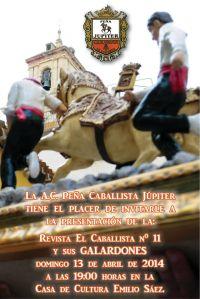 Revista El Caballista Peña Júpiter